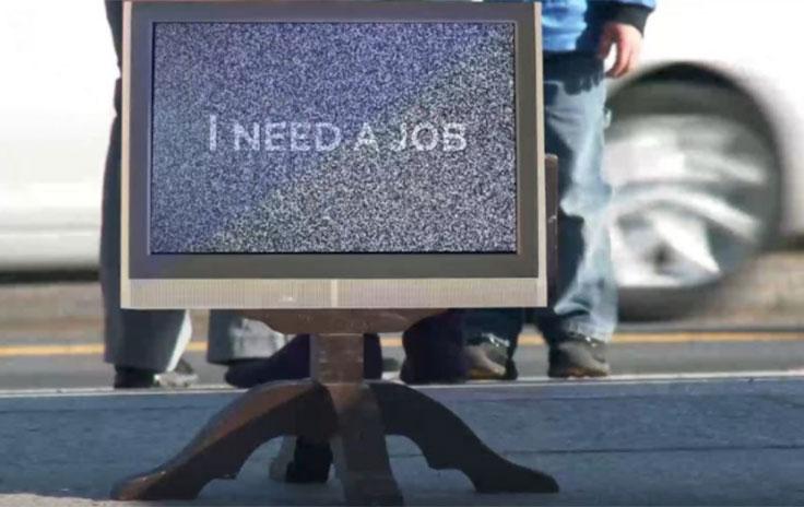 Video needs a job!