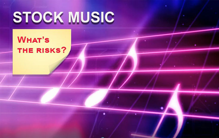Stock Music – Have you heard your company's music elsewhere